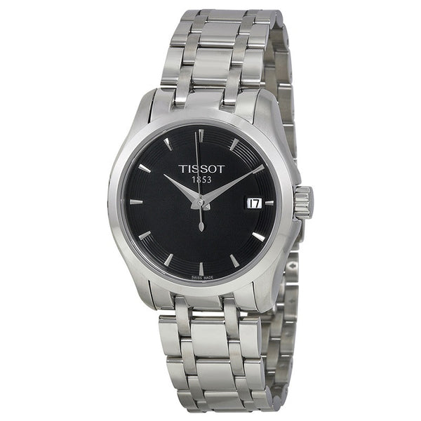 Tissot T-Trend Couturier T0352101105100 Watch (New with Tags)