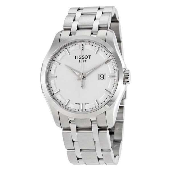 Tissot T-Trend Couturier T0354101103100 Watch (New with Tags)
