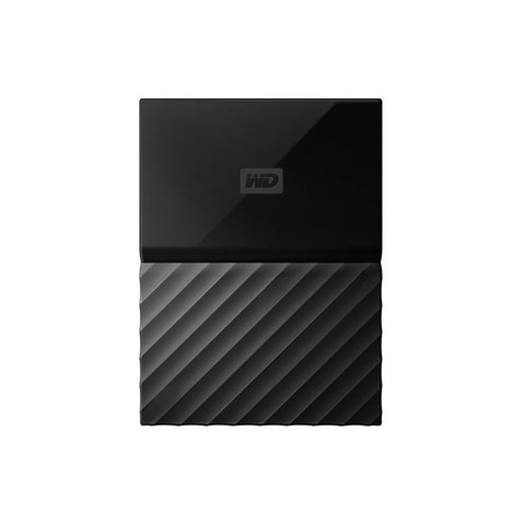 WD My Passport 2TB WDBYFT0020BBK External Hard Drive (Black)