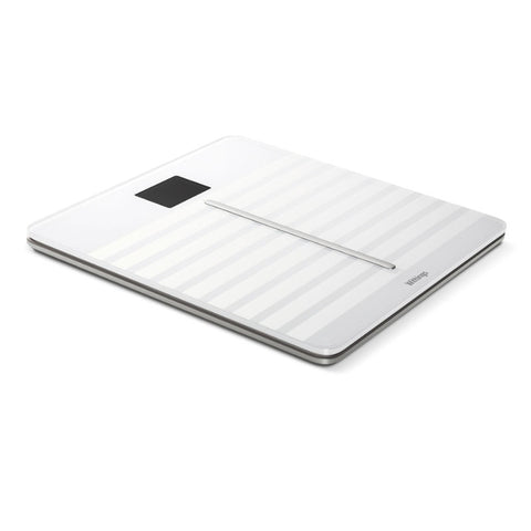 Withings Body Cardio Heart Health and Body Composition Wi-Fi Scale (White)