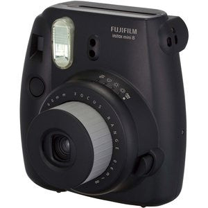 Fuji Film Instax Mini 8 Black Instant Camera