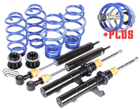 Racingline Street Sport+ - Golf R Independent Rear Suspension