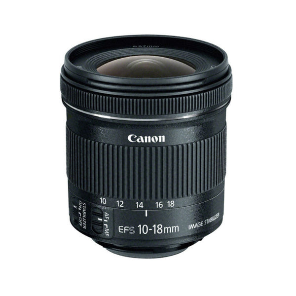 Canon EF-S 10-18mm f4.5-5.6 IS STM Objektiv