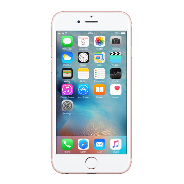 Apple iPhone 6s 16GB 4G LTE Rose Gold Unlocked (Refurbished - Grade A)
