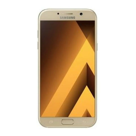 Samsung Galaxy A5 (2017) Dual-32GB 4G LTE Goldsand (A520F / DS) entriegeltes