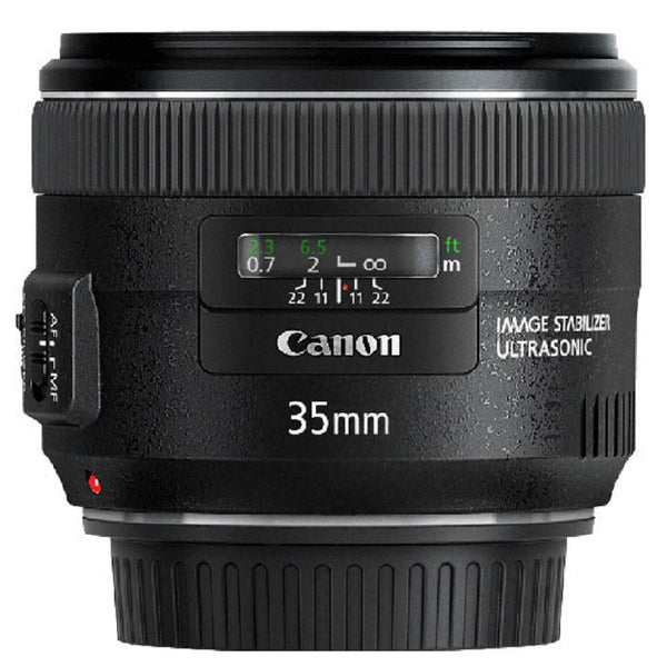 Canon EF 35mm f2.0 IS USM Objektiv