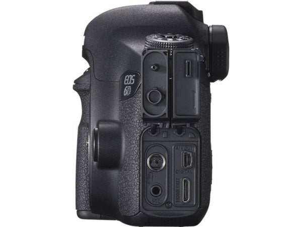 Canon EOS 6D Body Schwarz Digital SLR Kamera (Kit Box)