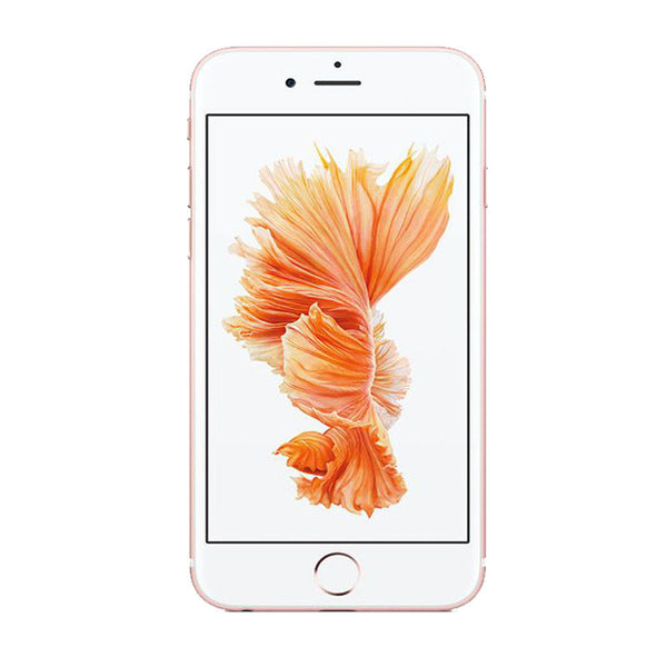 Apple iPhone 6s 128GB 4G LTE Rose Gold Unlocked (Refurbished - Grade A)