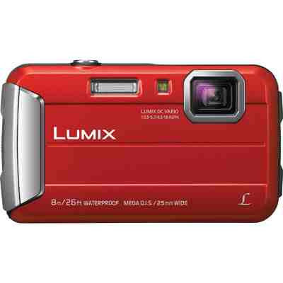 Panasonic Lumix DMC-FT30 (Rot)