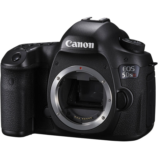 Canon EOS 5DS R Body Schwarz Digital SLR Kamera