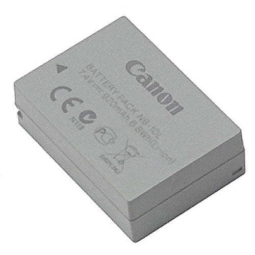 Canon NB-10L (NB10L) Original  Batterie