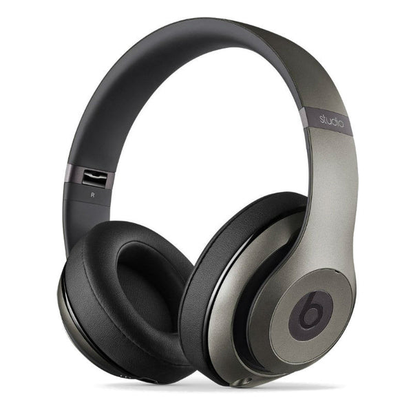 Beats Studio 2013 Titanium On Ear Kopfhörer (MHAD2ZP/A)
