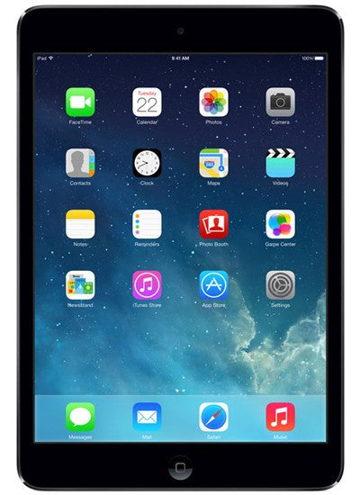 Apple iPad Mini 2 16GB Wi-Fi Space Grau