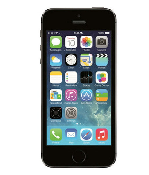 Apple iPhone 5S 32GB 4G LTE Raum-Grau entriegelte