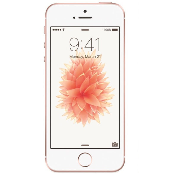 Apple iPhone SE 64GB 4G LTE Rose Gold Entsperrtes