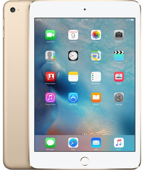 Apple iPad Mini 4 64GB 4G LTE Gold ohne SIM-Lock