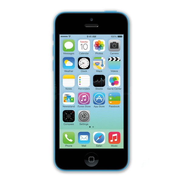 Apple iPhone 5c 8GB 4G LTE Blau Entsperrtes