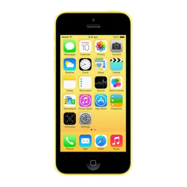 Apple iPhone 5c 8GB 4G LTE Gelb Entsperrtes