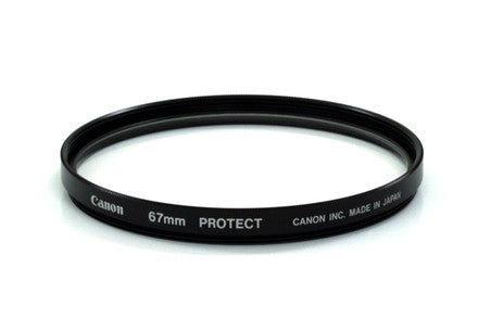 Canon 67mm Screw-in UV Filter Schutz