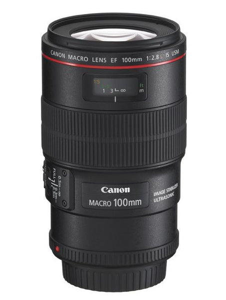 Canon EF 100mm f2.8L Macro IS USM Objektiv