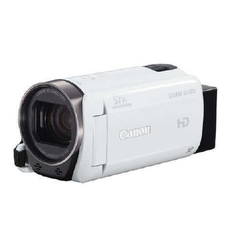 Canon LEGRIA HF-R706 Weißer High Definition Camcorder
