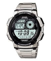 Casio Youth Digital AE-1000WD-1AV Uhr (Neu mit Etikett)