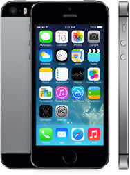 Apple iPhone 5S 16GB 4G LTE Space Grau Entsperrtes