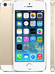 Apple iPhone 5S 16GB 4G LTE Gold Entsperrtes