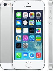 Apple iPhone 5S 16GB 4G LTE Silber Entsperrtes