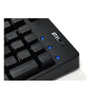 Filco Ninja Majestouch-2 Cherry MX Blau Switch 104 Key (FKBN104MC/EFB2) Mechanisch US Tastatur