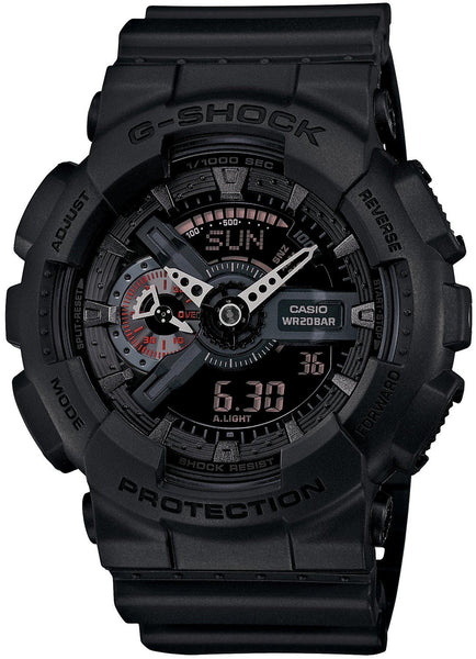 Casio G-Shock Analog-Digital GA-110MB-1A Uhr (Neu mit Etikett)