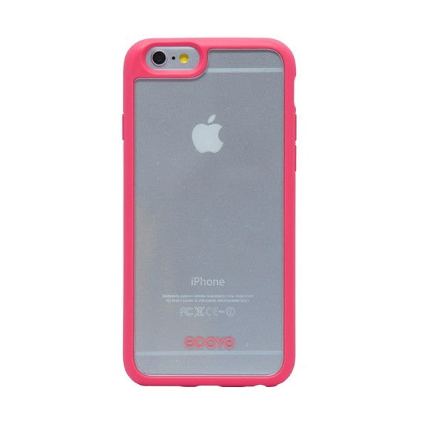 Odoyo Grip Edge Schutzhülle für iPhone 6S Plus PH3331PK (Pink)
