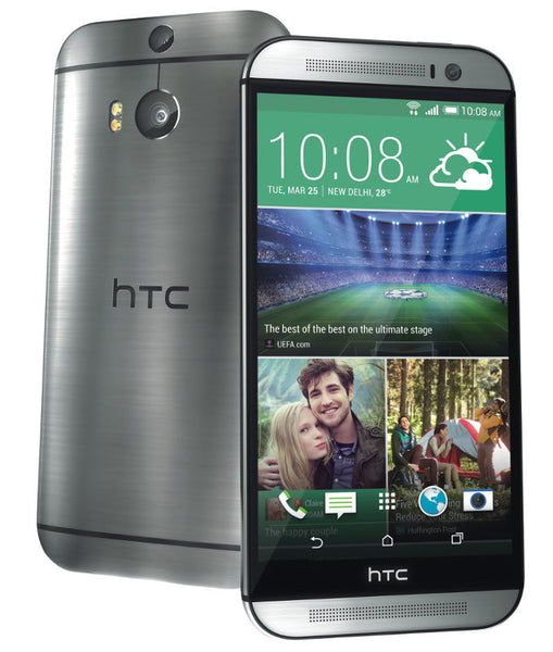 HTC One M8 Eye 16GB 4G LTE Gunmetal Grau Entsperrtes