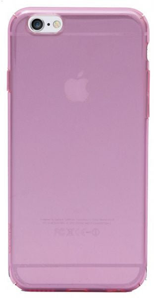 Odoyo Clear Edge Schutzhülle für iPhone 6S Plus PH3336PK (Kristall Pink)