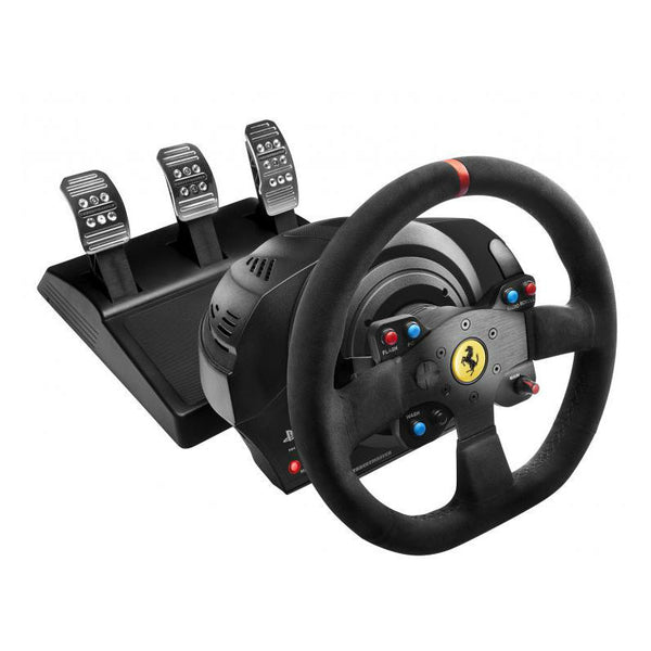 Thrustmaster T300 Alcantara Edition f�r PC/PS3/PS4