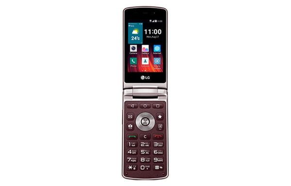 LG Wine Smart 2 4GB 4G LTE Rot (H410) ohne SIM-Lock