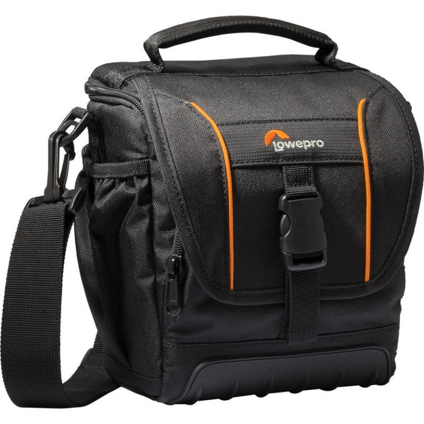 Lowepro Adventura SH 140 II Schwarz Shoulder Sack (Schwarz)