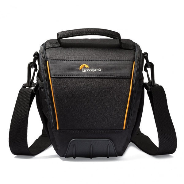 Lowepro Adventura TLZ 30 II Top Loading Shoulder Sack für DSLR Kamera mit Objektiv (Schwarz)