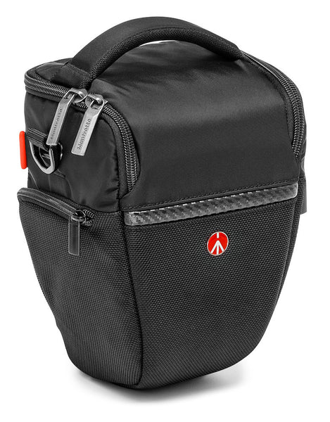 Manfrotto Advanced MB MA-H-M Medium Holster (Schwarz)