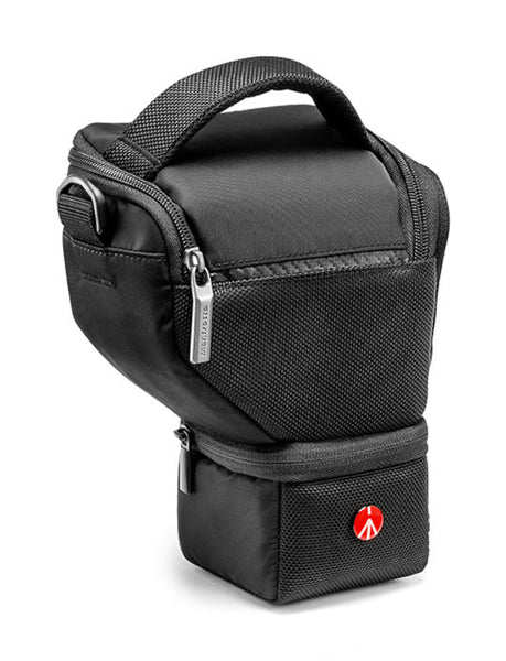 Manfrotto Advanced MB MA-H-XSP Holster Extraklein Plus (Schwarz)