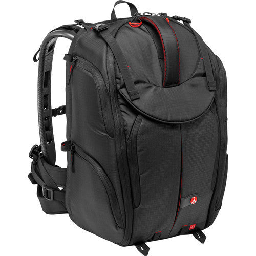 Manfrotto Pro Light MB PL-PV-410 Video Rucksack (Schwarz)