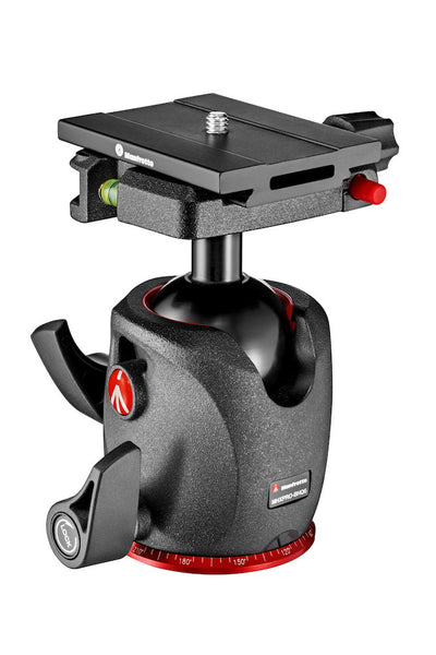Manfrotto MHXPRO-BHQ6 XPRO Ball Kopf aus Magnesium mit Top-Lock