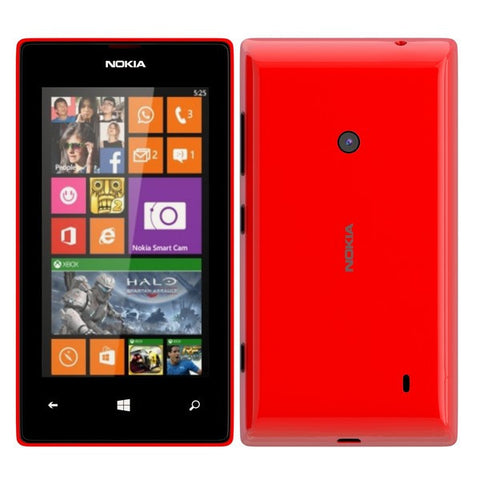 Nokia Lumia 525 Dual 8GB 3G Orange Entsperrtes