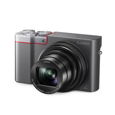 Panasonic Lumix DMC-TZ110/ZS110 Silber Digitalkamera