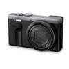 Panasonic Lumix DMC-TZ80/ZS60 Silber Digitalkamera