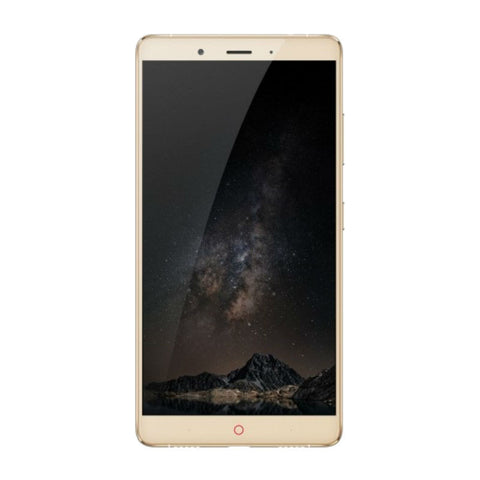 ZTE Nubia Z11 Mini S Dual 64GB 4G LTE Moon Gold Entriegelt (CN Version)