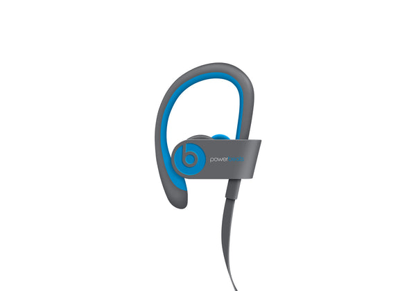 Powerbeats 2 Wireless by Dr. Dre In-Ear Kopfhörer (Blitz Blau) (MKQ02PA/A)