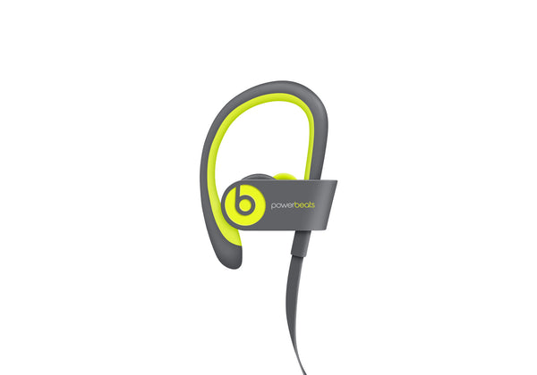 Powerbeats 2 Wireless by Dr. Dre In-Ear Kopfhörer (Shock Gelb)