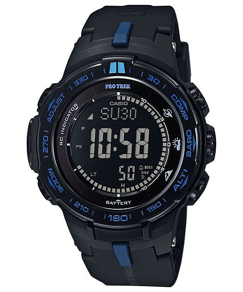 Casio PRotrek Tough Solar Digital PRW-3100Y-1 Uhr (Neu mit Etikett)