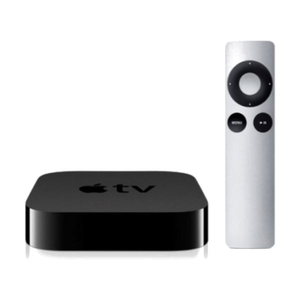 Apple TV G3 3. Generation MD199 (Schwarz)
